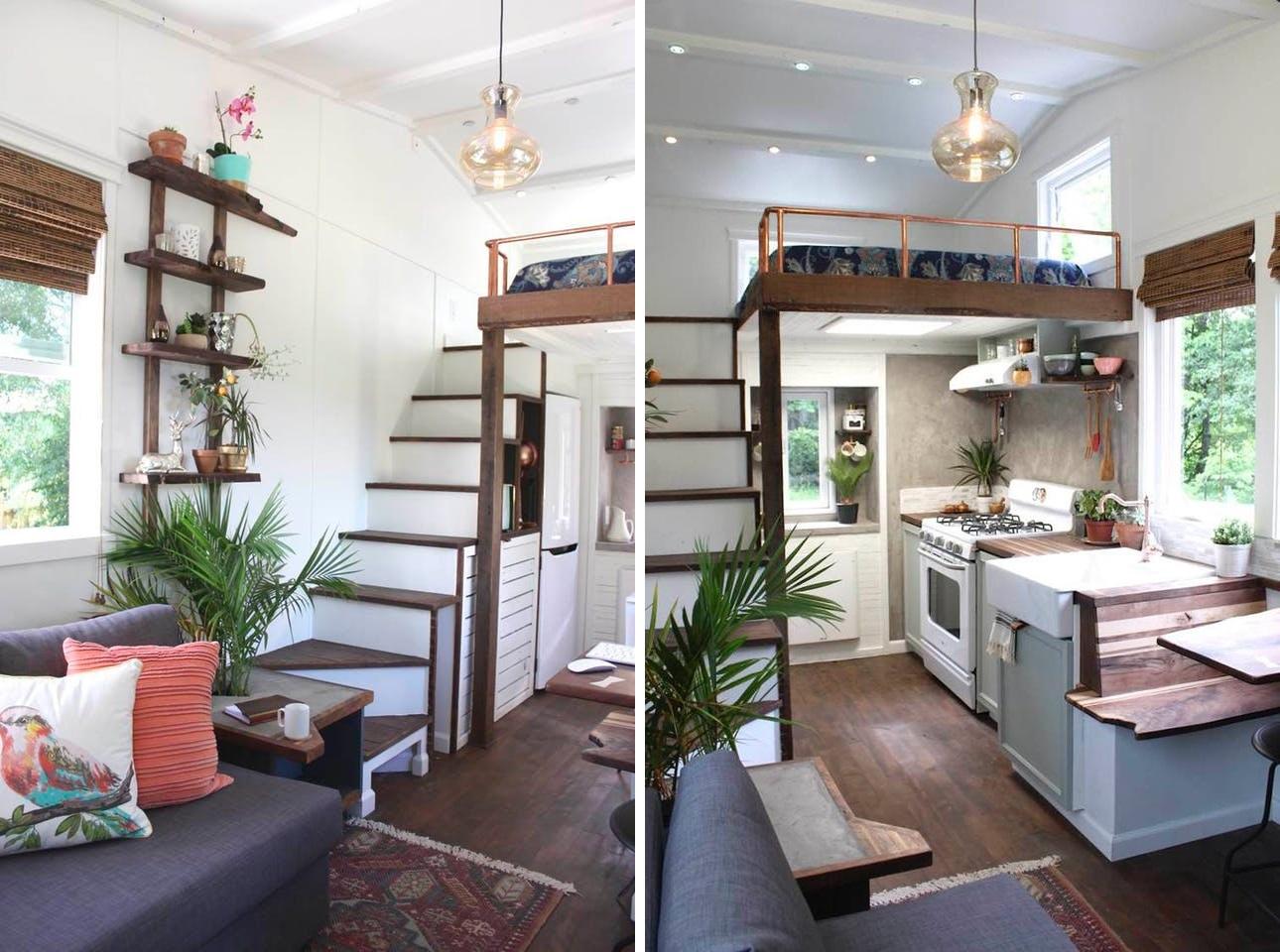 bygga ett tiny house