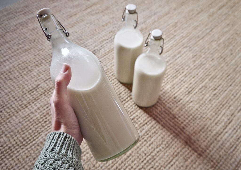 recept med havremjölk