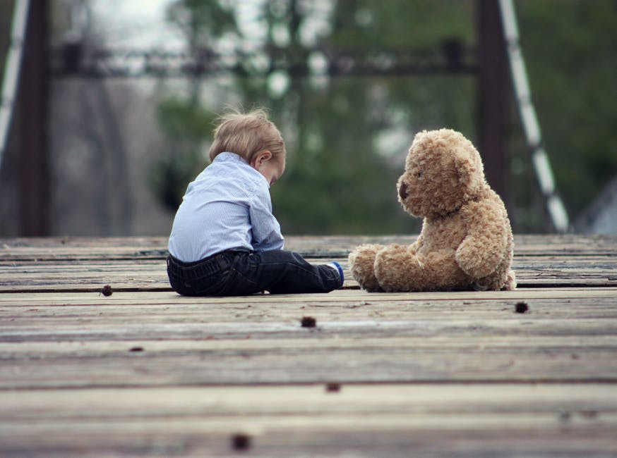 växa upp med psykiskt sjuk förälder
